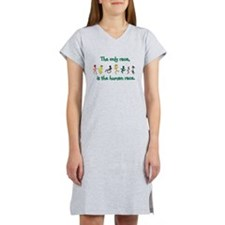 The Human Race Women's Nightshirt