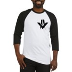 Masonic Bold & Black S&C Baseball Jersey