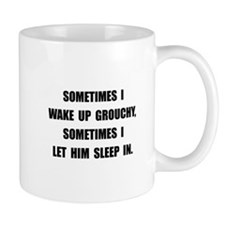 Grouchy Sleep Mug