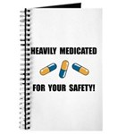 Heavily Medicated Journal