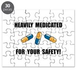 Heavily Medicated Puzzle