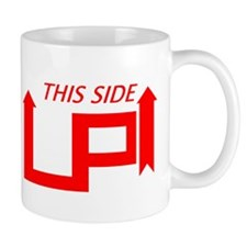 This Side Up - Small Mug