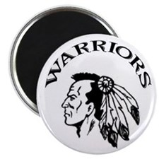Warriors Magnet