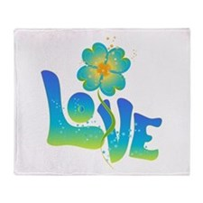 Max Love Throw Blanket
