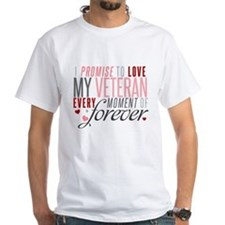 I Promise to love my Veteran T-Shirt