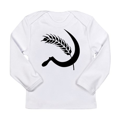 I Hate Wheat Long Sleeve Infant T-Shirt