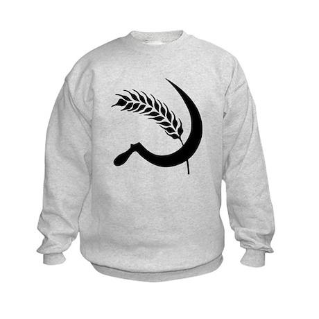 I Hate Wheat Kids Sweatshirt