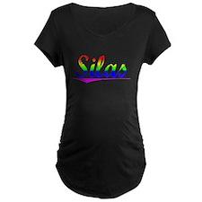 Silas, Rainbow, T-Shirt