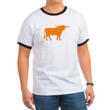 Longhorn Bull T
