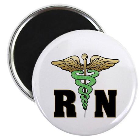 """RN / Nurse 2.25"""" Magnet (10 pack)"""