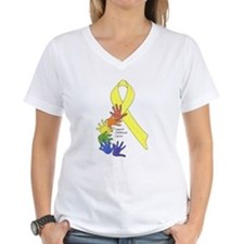 Support Childhood Cancer Shirt