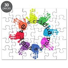 Be a Friend, Lend a Hand Puzzle