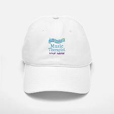 Personalized Music Therapist Baseball Baseball Cap