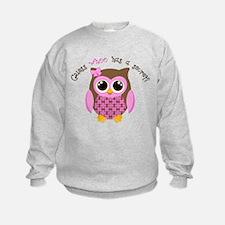 Guess who has a secret Sweatshirt