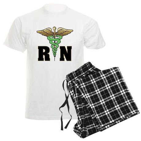 RN / Nurse Men's Light Pajamas