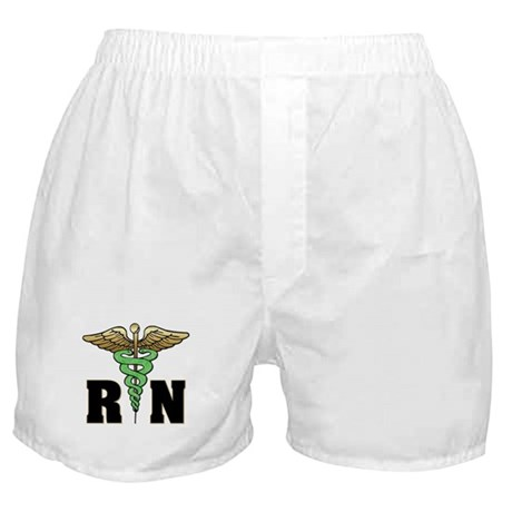 RN / Nurse Boxer Shorts