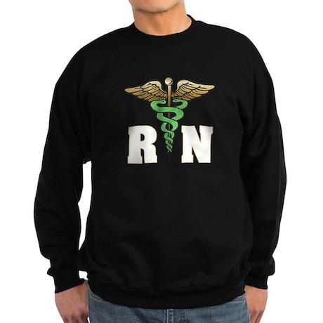 RN / Nurse Sweatshirt (dark)