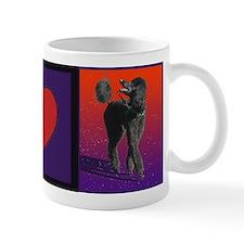 Poodle Love Mug