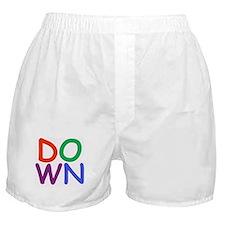 Down Boxer Shorts