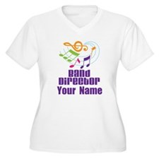 Personalized Band Director T-Shirt