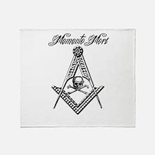 Memento Mori SC Throw Blanket