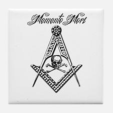 Memento Mori SC Tile Coaster