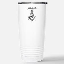 Memento Mori SC Stainless Steel Travel Mug