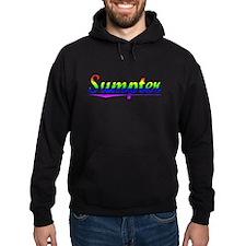 Sumpter, Rainbow, Hoodie
