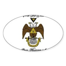 Scottish Rite Color Decal