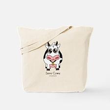 Save Cows Tote Bag