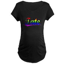 Tate, Rainbow, T-Shirt