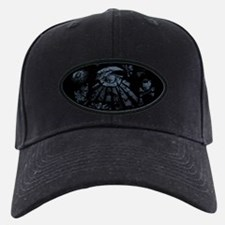 Masonic Fantasy Blue Baseball Hat