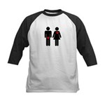 Love (Men & Women) Kids Baseball Jersey