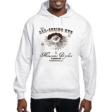 All Seeing Eye Masonic Psychic Hoodie