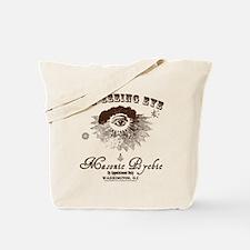 All Seeing Eye Masonic Psychic Tote Bag