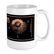 All Seeing Eye Masonic Psychic Mug
