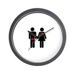 Love (Men & Women) Wall Clock