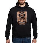 George Washington's Masonic Apron Hoodie (dark)