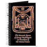 George Washington's Masonic Apron Journal