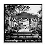 Central Park Bandstand Tile Coaster