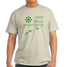 Crop Circle Investigator T-Shirt