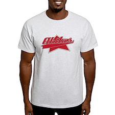 Baseball Akita T-Shirt