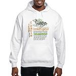 Crop Circle Inv V2 Hooded Sweatshirt