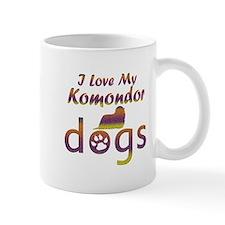 Komondor designs Mug