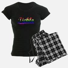 Tickle, Rainbow, Pajamas