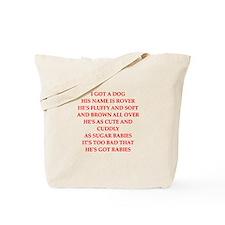 rover Tote Bag