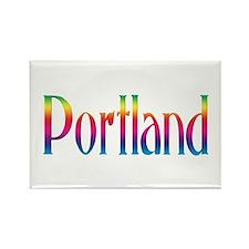 Portland Rectangle Magnet (100 pack)
