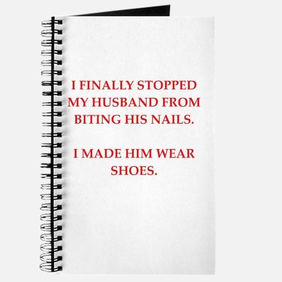 husband Journal
