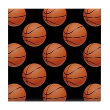 Basketball Tile Coaster