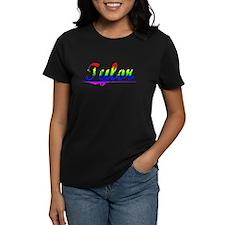 Tylor, Rainbow, Tee